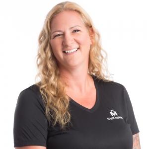 Céline Richard, diplômée depuis 1997, suédois, shiatsu, thailandais, 1000 heures de formation
